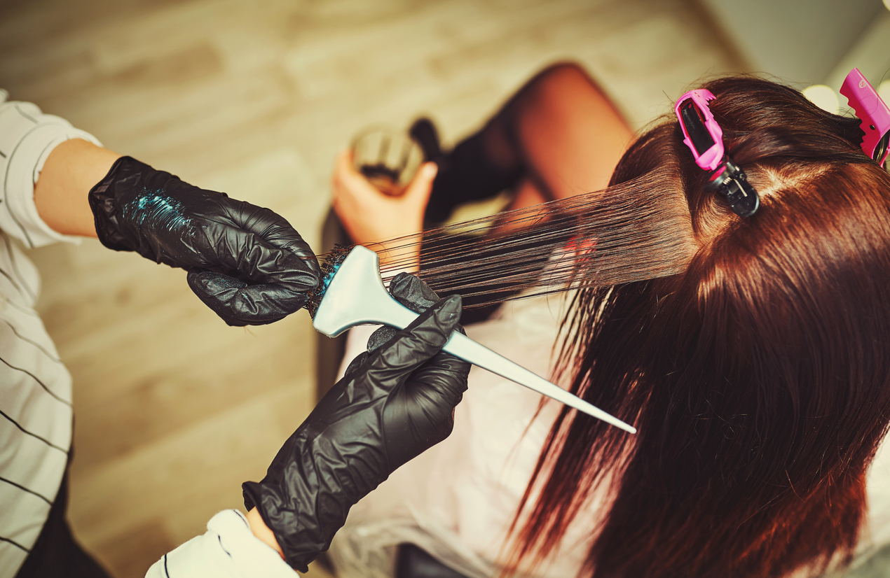 Best Hair Colour Hair Salon Mississauga